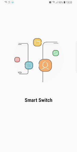 Samsung Smart Switch Mobile Android App Screenshot