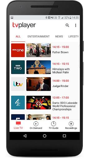 TVPlayer 4.3.8 screenshots 1