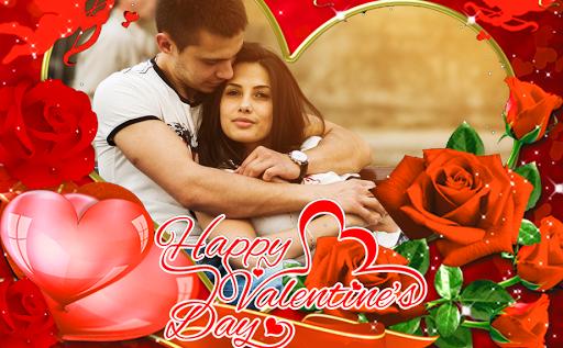Valentine Day Photo Frame 2018 - Love Photo Frame 6.0 screenshots 4
