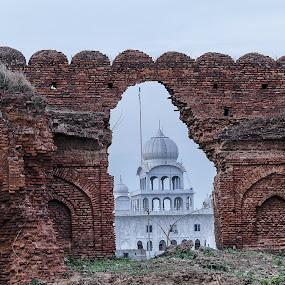 Sarai Lashkari Khan by KP Singh - Buildings & Architecture Decaying & Abandoned ( doraha, punjab, sarai, rdb, ludhiana )