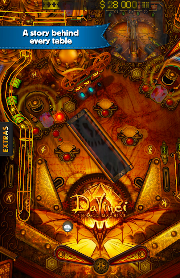Pinball Fantasy HD- screenshot