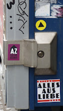 """Photo: Sticker; """"Alle aus Liebe"""""""