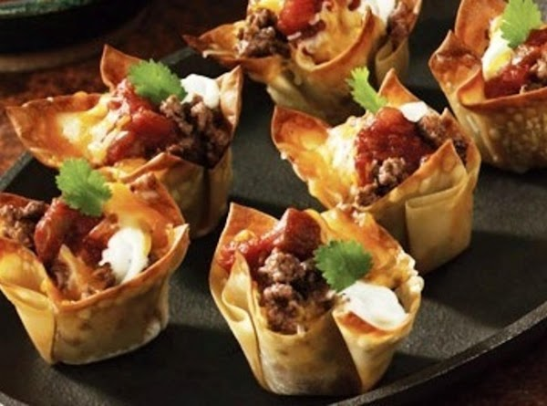 Campbell's Mini Tacos Recipe
