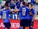 L'Italie égale le record de l'Espagne