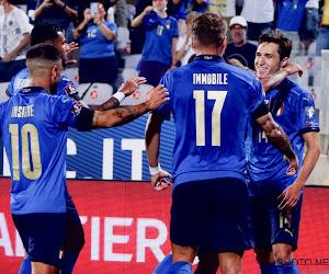 Qualifications Mondial 2022 : l'Italie piégée par la Suisse, l'Allemagne sans pitié contre l'Arménie