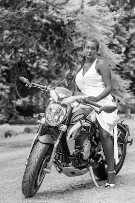 Donne & Motori di Amber_Bright
