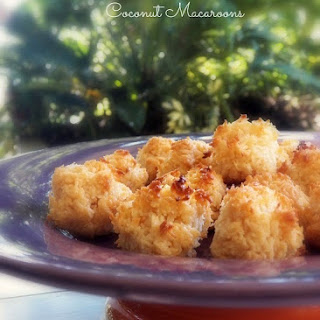 Coconut Macaroons Without Eggs Recipes.