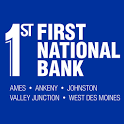 First National Bank, Ames icon