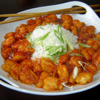 P.F. Chang's Orange Peel Chicken