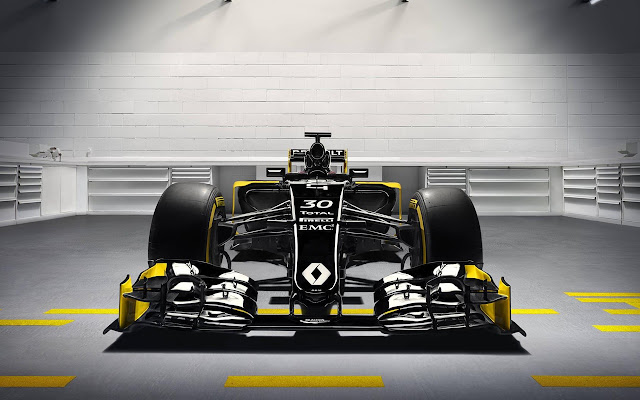 Renault Sport Formula One Team Tab