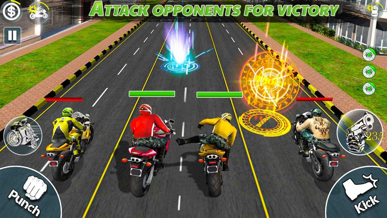 Bike Attack Race 2 Shooting Android Apps On Google Play