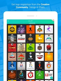 Logo Maker & Logo Creator Screenshot