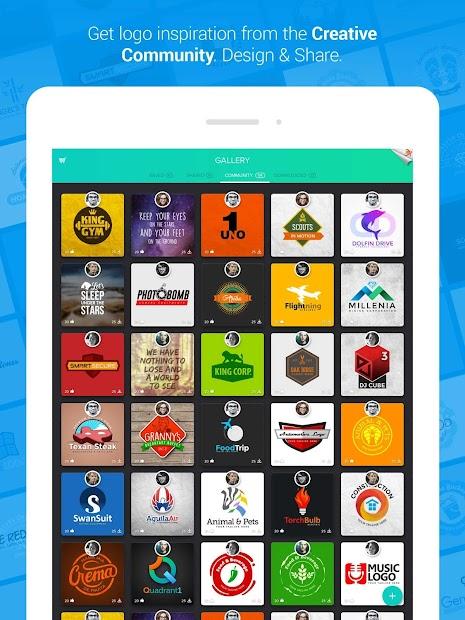 Logo Maker & Logo Creator screenshot 7