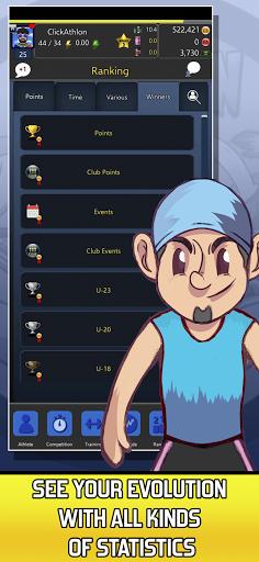 Triathlon Manager 2020 - Free games apklade screenshots 1