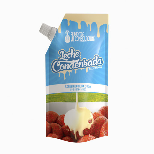 leche condensada la consolacion 300gr