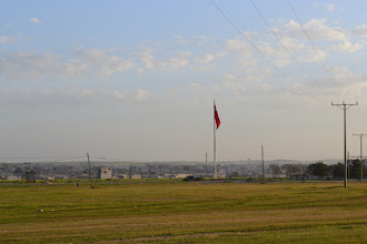 Photo: A view of Kobane