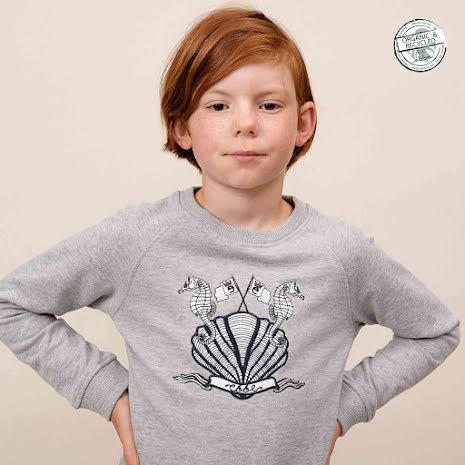 Oswyn Patterned Sweatshirt