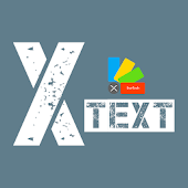 XText Theme for Xperia