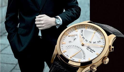 Bạn nên sử dụng sản phẩm đồng hồ Thụy Sỹ