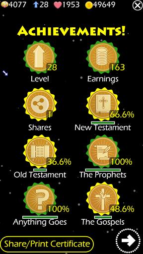 Bible Basics Trivia Quiz Spiel Screenshots 7