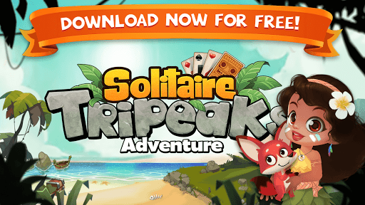 Solitaire TriPeaks for PC