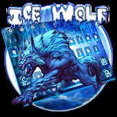 Tải Horror Ice Wolf Keyboard miễn phí