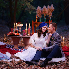 Wedding photographer Evgeniya Kimlach (Evgeshka). Photo of 24.11.2015