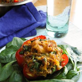 Heart Healthy Stuffed Peppers