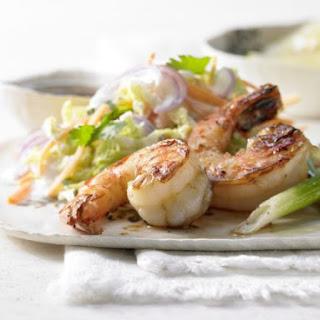 Sweet and Spicy Glazed Shrimp