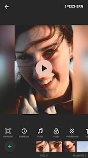 InShot - video bearbeiten Screenshot