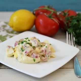 Chunky Healthy Egg Salad.