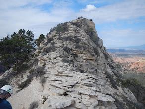 Photo: Summit block