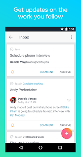 Asana: organize team projects - náhled