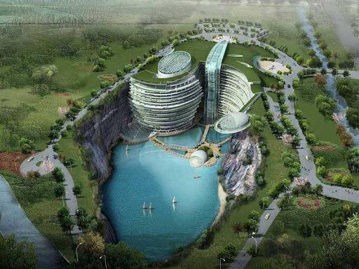 Futuristic Architect Designs