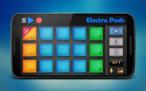 Electro Pads for PC-Windows 7,8,10 and Mac apk screenshot 6