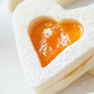 Valentine Sugar Cookies.