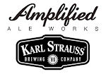 Logo of Amplified/Karl Strauss Pathway Hoppy Lager