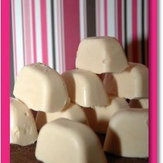 Peanut Butter Banana Cubes