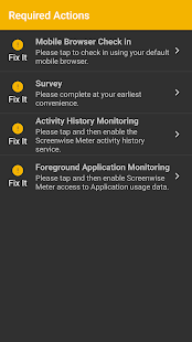 Screenwise Meter- screenshot thumbnail