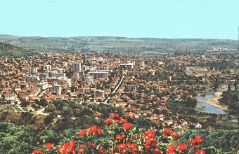 Photo: Прокупље-Панорама 1968.