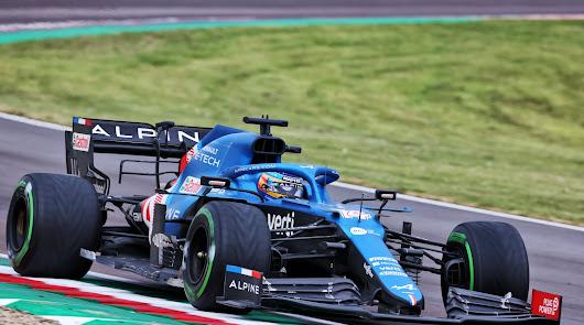 Buen balance final para Fernando Alonso en el GP de Portugal