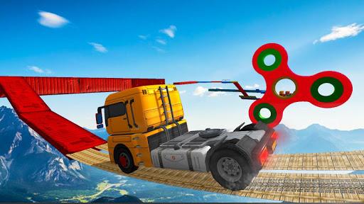Truck Stunt Master 2019: Truck Driving Games
