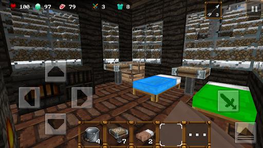 Winter Craft 3: Mine Build screenshot 2