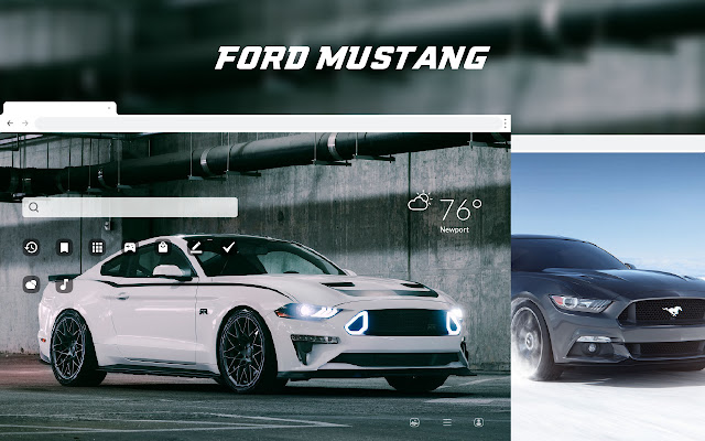 Ford Mustang – Sports Cars HD Wallpapers