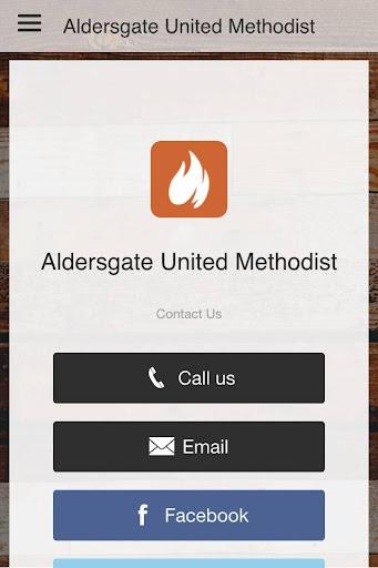Aldersgate UMC - TX
