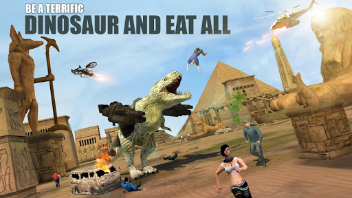 Dinosaur Sim 2019