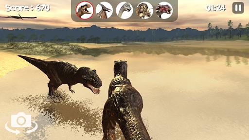 Dinosaur Sim - Tyrannosaurus  screenshots 2