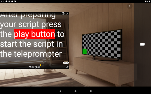 Nano Teleprompter 4.6.4 screenshots 10