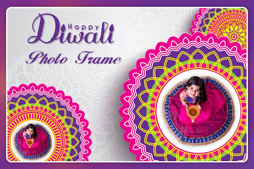 Diwali Photo Frames : Diwali Photo Editor 1.0 screenshots 3