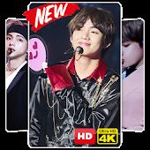 Tải BTS V Kim Tae Hyung Wallpaper KPOP Fans HD APK